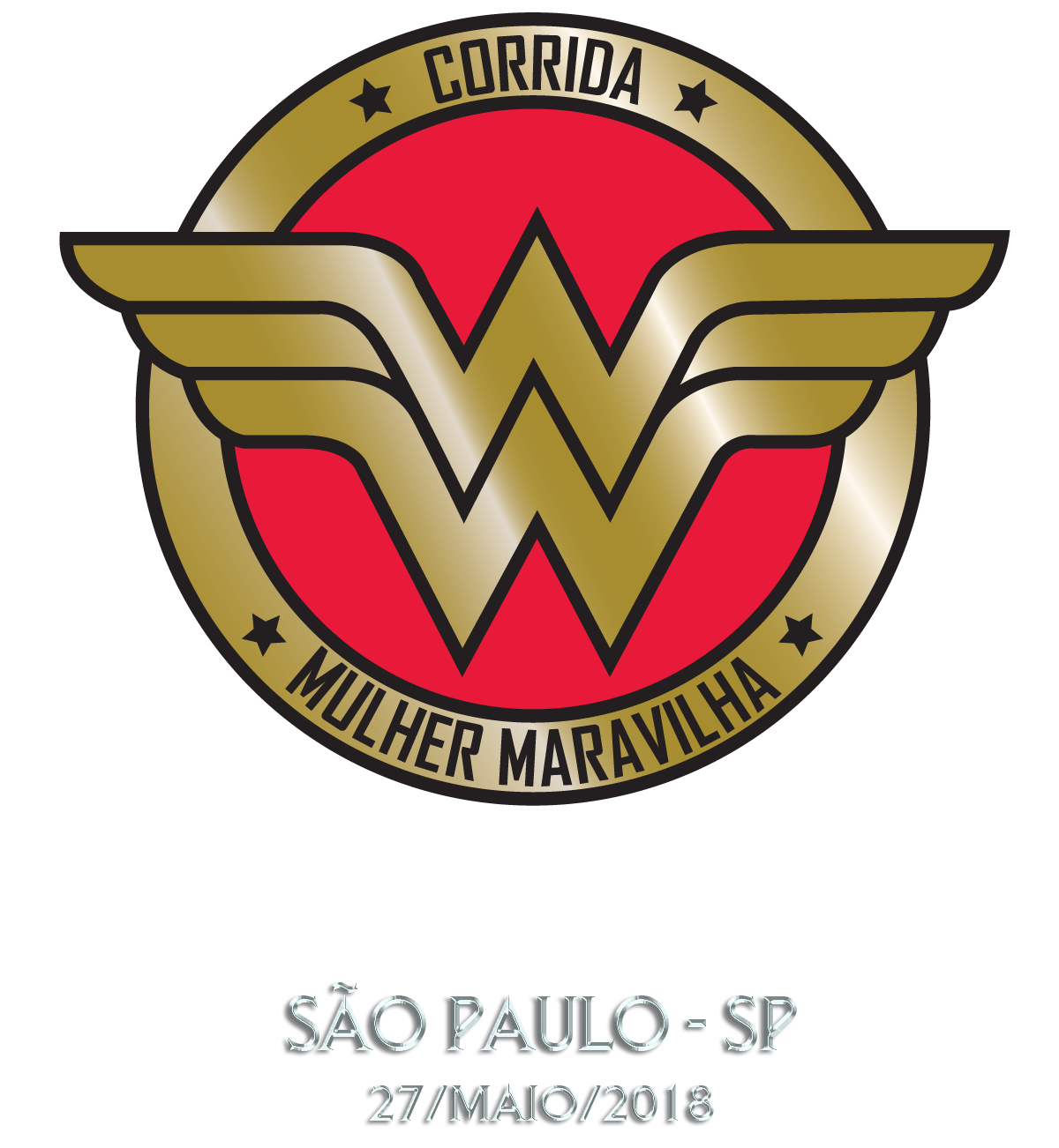26c669653 Corrida Mulher-Maravilha São Paulo
