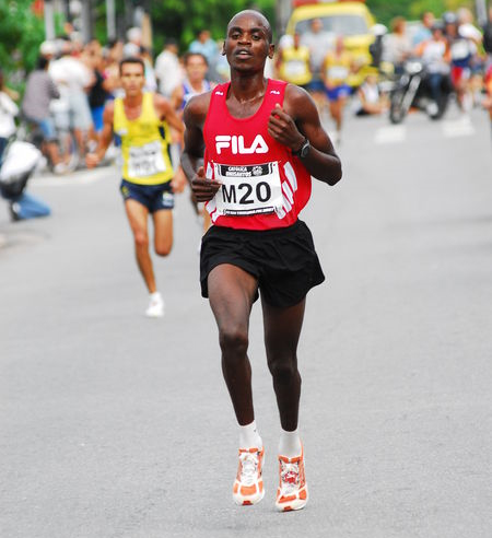 Lawrence Kiprotich