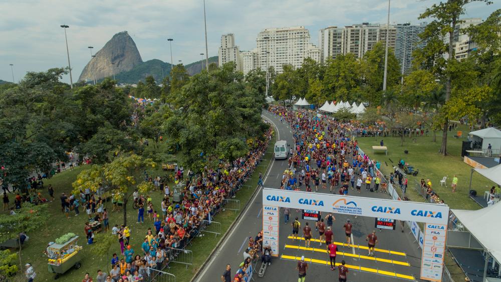 Rio Half Marathon 2017