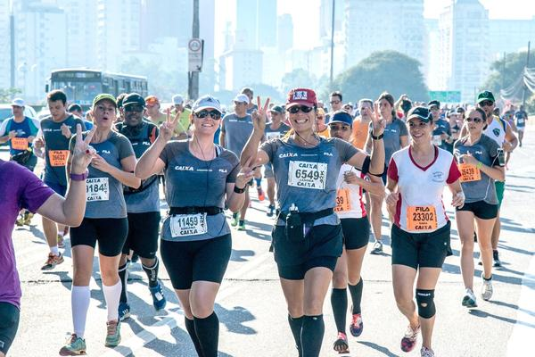 Maratona de S&#227;o Paulo 2018 ficar&#225; mais r&#225;pida<
