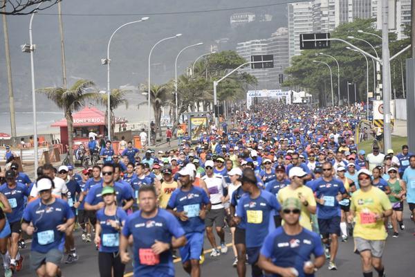 21&#170; MEIA MARATONA INTERNACIONAL DO RIO ABRE CREDENCIAMENTO DE IMPRENSA<