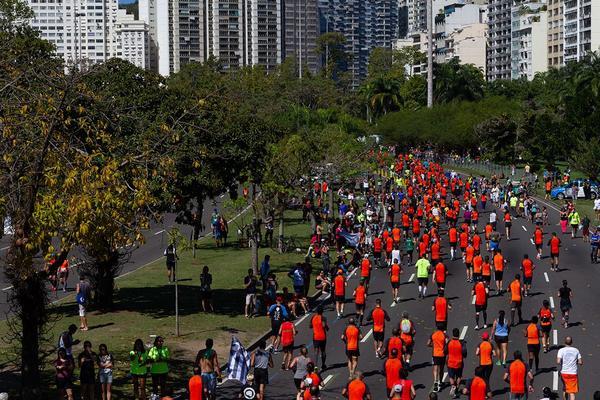 22&#170; MEIA MARATONA DO RIO DE JANEIRO TEM DOM&#205;NIO DOS QUENIANOS<