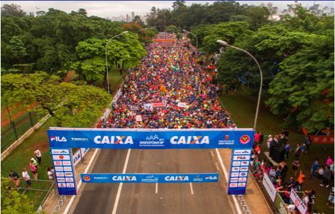 INSCRIÇÕES PARA A MARATONA DE SÃO PAULO 2018 COMEÇAM COM PREÇO PROMOCIONAL