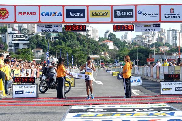 Meia Maratona Internacional de São Paulo 2018 terá destaques na Elite