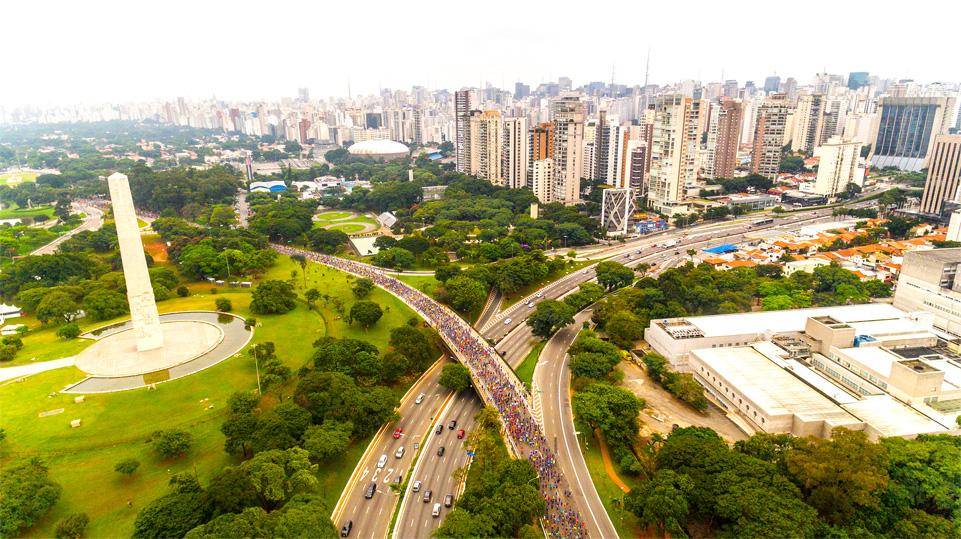 Maratona Internacional de S&#227;o Paulo 2019 abre inscri&#231;&#245;es<