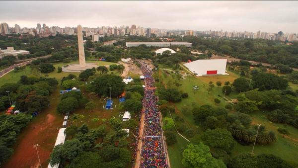 MARATONA DE S&#195;O PAULO 2018 CONFIRMA DATA<