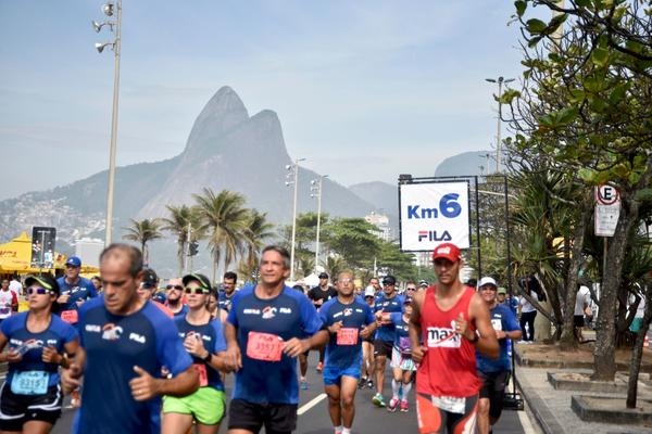 21ª MEIA MARATONA INTERNACIONAL DO RIO ABRE CREDENCIAMENTO DE IMPRENSA