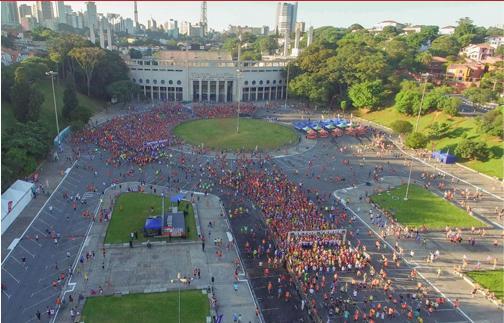 Meia Maratona Internacional de S&#227;o Paulo 2018 ter&#225; percurso mais r&#225;pido<
