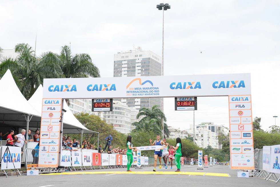 21&#186; MEIA MARATONA DO RIO DE JANEIRO TERMINA COM BICAMPEONATO BRASILEIRO NO MASCULINO<
