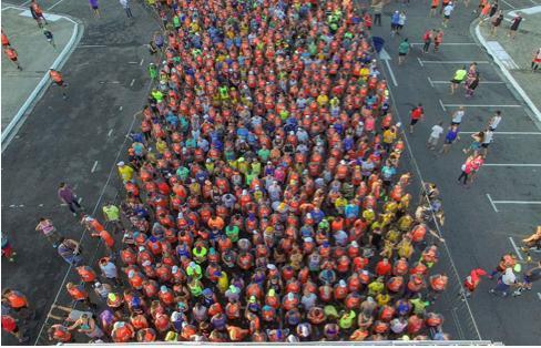 Meia Maratona Internacional de S&#227;o Paulo 2018 seguir&#225; com controle de acesso<