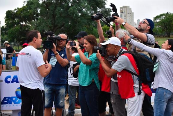 24ª Maratona de São Paulo: aberto o credenciamento de Imprensa<