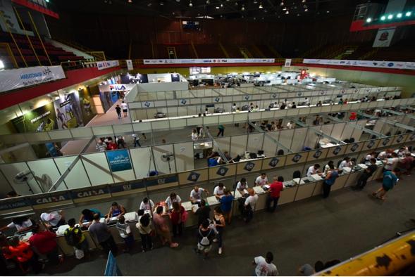 Entrega de kits da 24ª Maratona Internacional de São Paulo começará nesta quinta-feira<