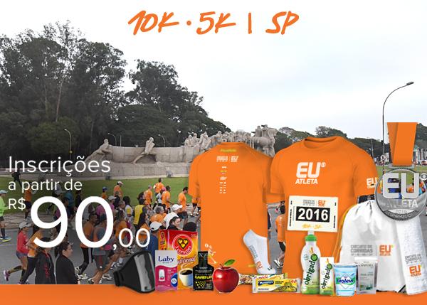 Corrida Eu Atleta São Paulo