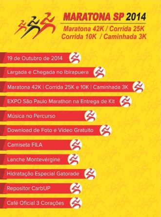 ENC: Maratona de São Paulo   Meia Maratona do Rio. Inscreva-se nas