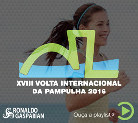 Playlist oficial Volta da Pampulha