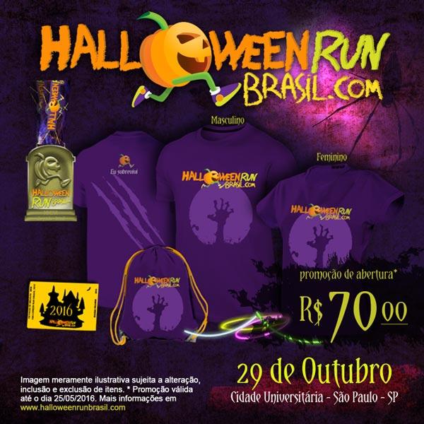Halloween Run Brasil