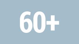 60 años y arriba
