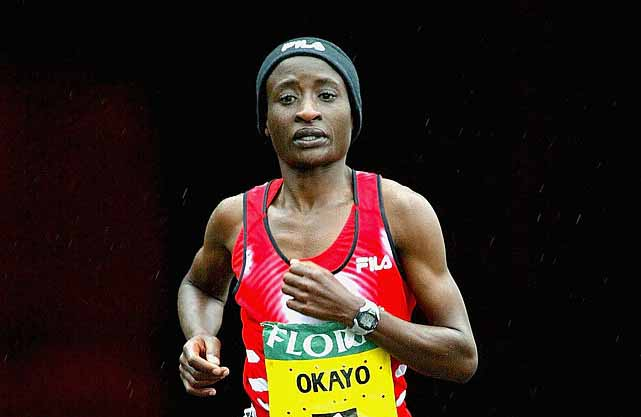 Margaret Okayo
