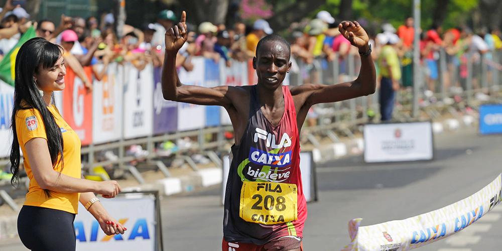 Paul Kangogo