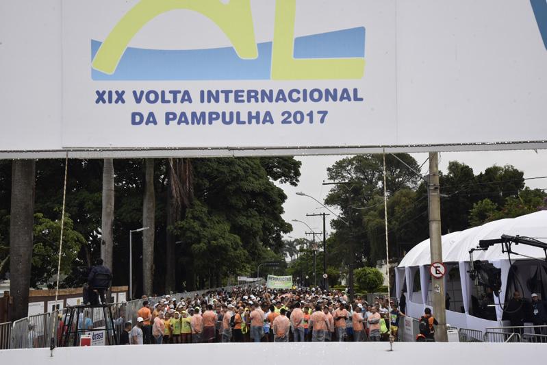 Volta da Pampulha 2017