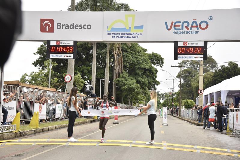19th International lap of Pampulha 2017