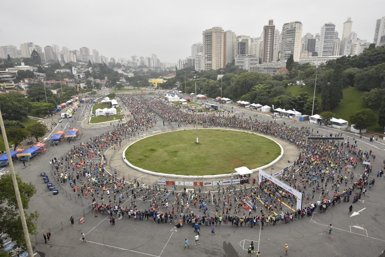 13&#170; Meia Maratona Internacional de S&#227;o Paulo &#233; destaque no domingo<