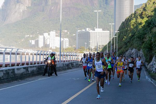 23ª Meia Maratona do Rio de Janeiro: estrangeiros prometem boa disputa <