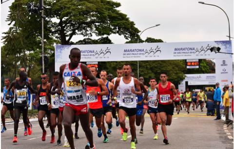 25ª Maratona Internacional de São Paulo   tem cronograma de largadas em ondas