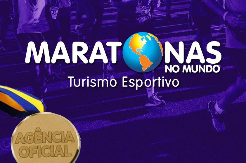 A Maratonas no Mundo é Agência Oficial da Sao Paulo Int'l Marathon!