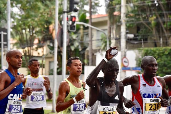 Elite de nove países disputará a 25ª  Maratona Internacional de São Paulo