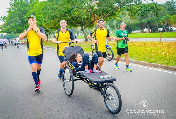 Correndo por Eles é uma das novidades  da 23ª Meia Maratona do Rio de Janeiro<