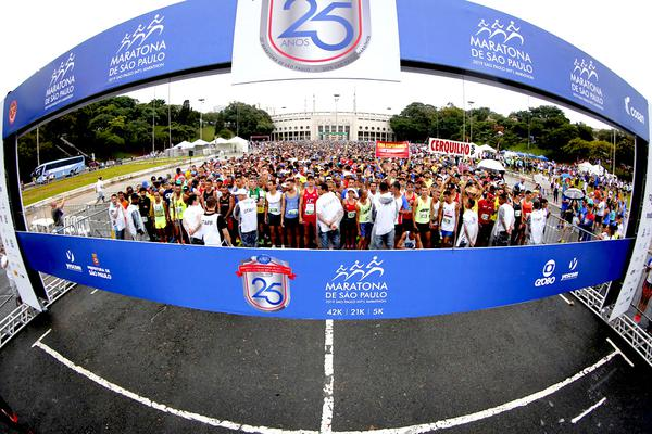 Maratona de São Paulo - 2020