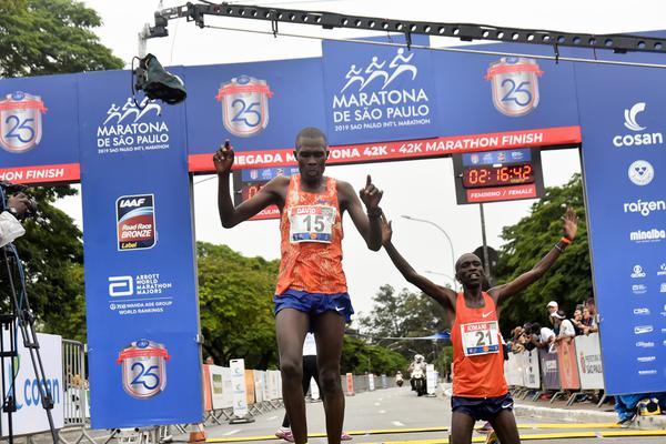 Maratona de São Paulo - 2020 - Sao Paulo Marathon transferido al 2 de noviembre