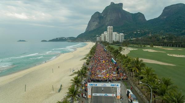 23&#170; MEDIA MARATONA DEL RIO DE JANEIRO CON INSCRIPCIONES ABIERTAS<