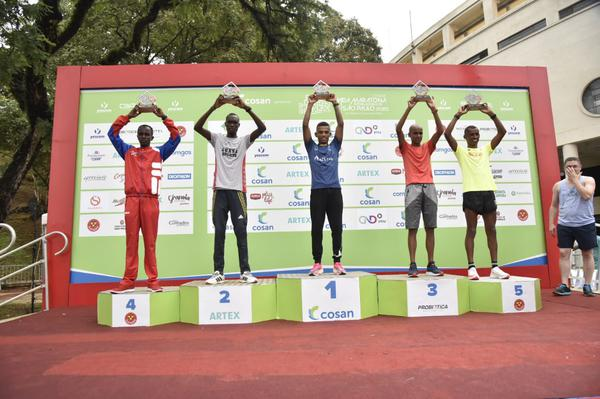 14th HALF MARATHON OF SÃO PAULO: BRAZILIAN RETURNS TO TOP OF PODIUM WITH INDEX FOR THE WORLD<