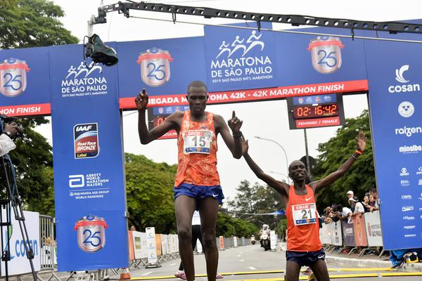 Maratona de São Paulo - 2020 - Sao Paulo Marathon transferred to November 2nd
