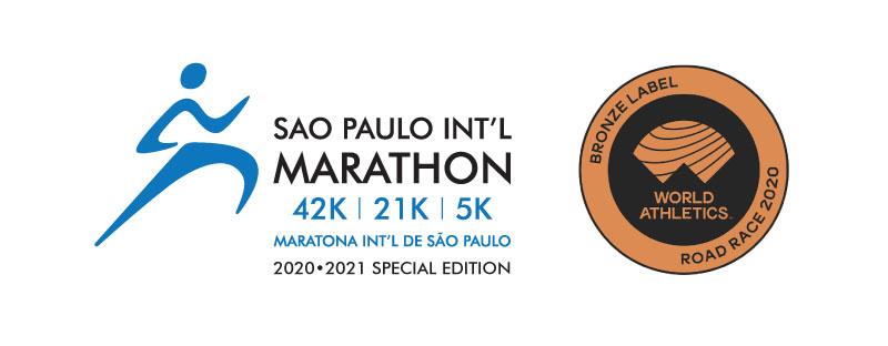 Nota Oficial 5 - Sao Paulo Int'l Marathon 2020-2021 - Maratona Int'l de São Paulo Special Edition<