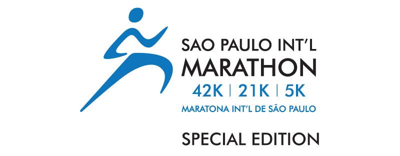 Official Note - 26th Maratona Int'l de São Paulo - Sao Paulo Int'l Marathon - Special Editon<