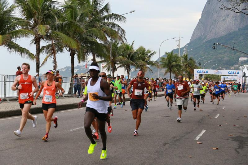 22ª RIO DE JANEIRO'S HALF MARATHON SETS LARGEST HOURS<