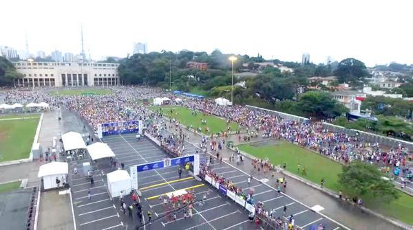 Maratona de São Paulo - 2020  Sao Paulo Marathon<