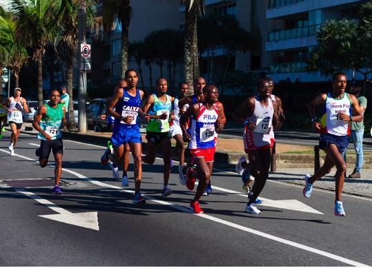 SOLONEI DA SILVA TO STRENGTHEN NATIONAL ATHLETE IN THE 23rd RIO DE JANEIRO HALF MARATHON<