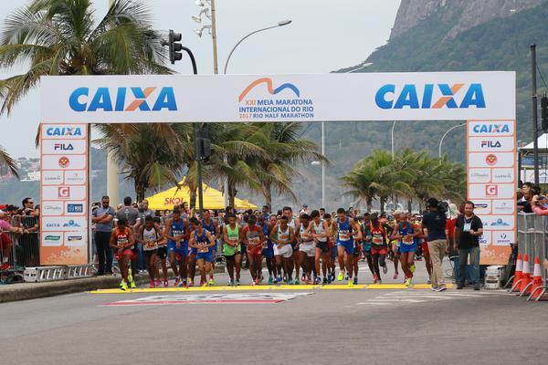 23ª Meia Maratona Internacional do Rio de Janeiro define programação<