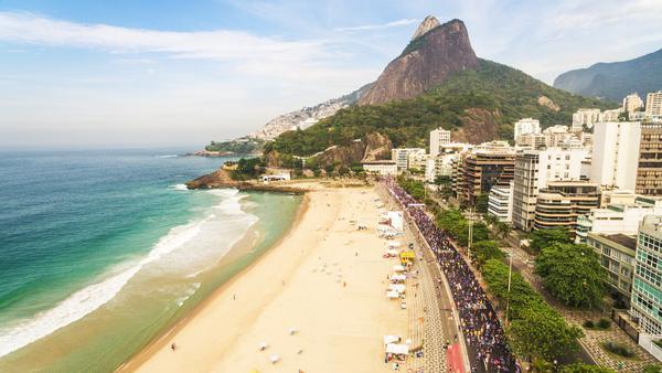 23ª Meia Maratona Internacional do Rio  de Janeiro terá novo local de largada<