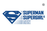 Superman and Girl Run 2019