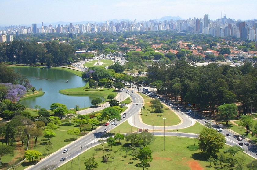 Parque del Ibirapuera