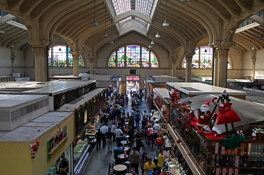 Paulistano Municipal Market