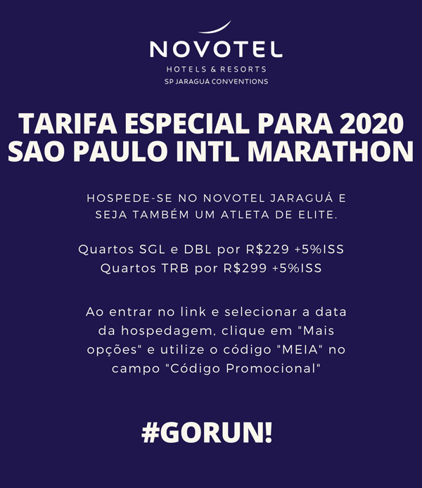 Novotel São Paulo Jaraguá