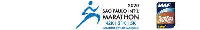 2020 São Paulo Intl Marathon