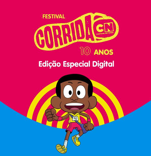 Festival Corrida Cartoon 10 Anos